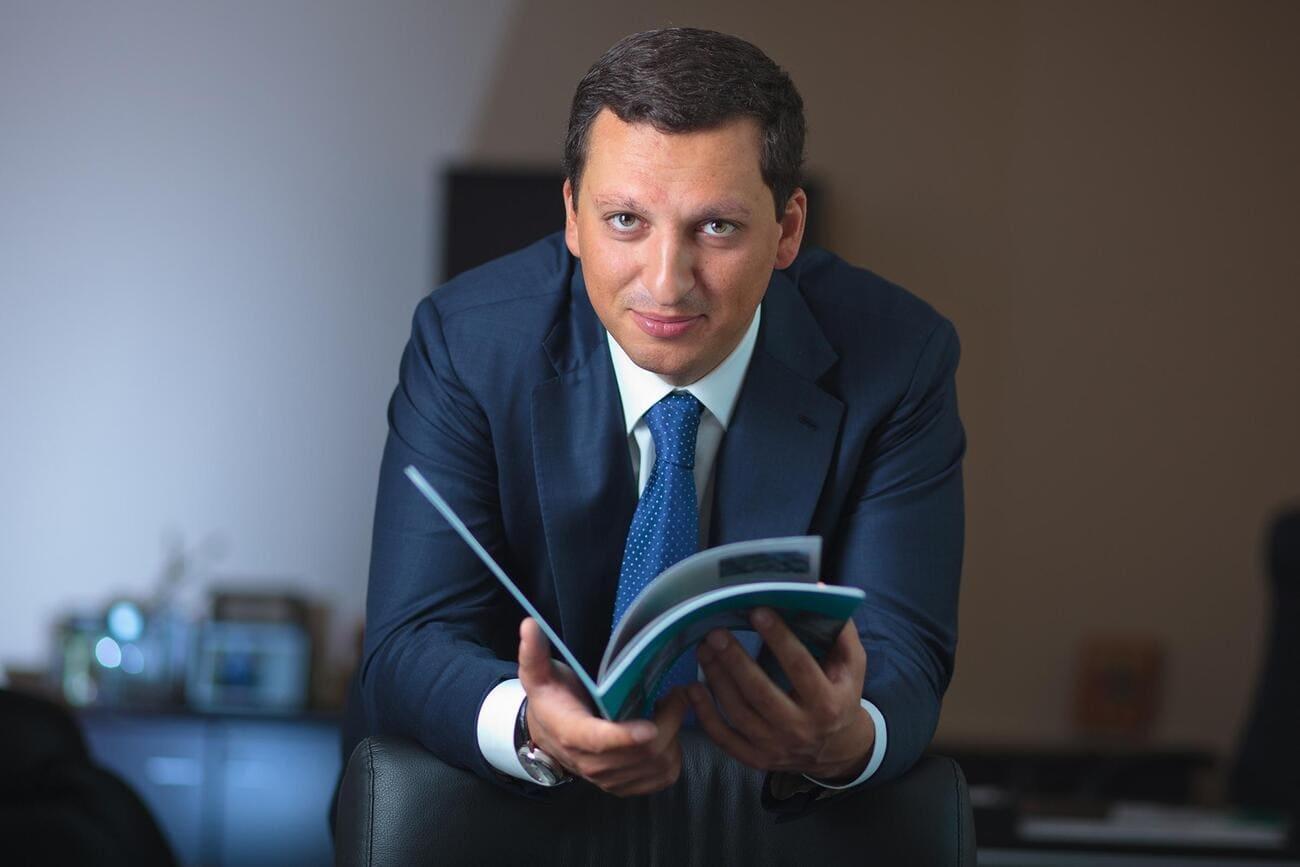Кирилл Шамалов - бывший зять Владимира Путина